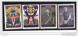 Nederland  ....  NVPH  ....     1046/1049     ....   **  ....  Postfris .... MNH ....  Postfrisch .... Neuf ** - Periode 1949-1980 (Juliana)