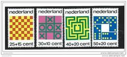 Nederland  ....  NVPH  ....     1038/1041      ....   **  ....  Postfris .... MNH ....  Postfrisch .... Neuf ** - Periode 1949-1980 (Juliana)
