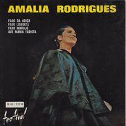 Amalia Rodrigues 45t. EP *fado Da Adiça* - World Music