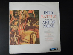33 TOURS INTO BATTLE WITH THE ART OF NOISE ZTT 814859 - New Age