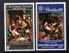 Serie Nº 37/8 Christmas Island - Christmas Island