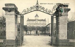 69 - Servian - Château De Ste-Rose - Frankreich