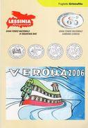 Verona 2006 - Gran Fondo Interforze Di Mountain Bike E Ciclismo -  X° Camp. Italiano Vigili Del Fuoco - V° Camp. Italian - Pompieri
