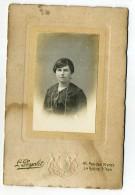 PHOTO L. PEYCLIT à LA ROCHE SUR YON. PORTRAIT FEMININ. - Anonymous Persons