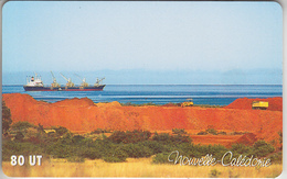 Nlle - CALÉDONIE  - PHONE CARD - ° TAXCARD- CHIP    ***  CH  DU  NICKEL *** - New Caledonia