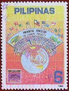 FREE POSTAGE!! Philippines Pilipinas 1994 Dentist Congress, Health, Zahnarzt, Dentista, 1v Part, Used, Gestempelt, Ex - Salute