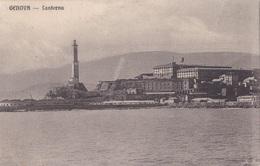 GENOVA - LANTERNA    AUTENTICA 100% - Genova