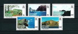 Islas Pitcairn (Británicas)  Nº Yvert  402/6  En Nuevo - Sellos