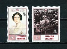 Islas Pitcairn (Británicas)  Nº Yvert  347/8  En Nuevo - Sellos