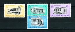 Islas Pitcairn (Británicas)  Nº Yvert  283/6  En Nuevo - Sellos