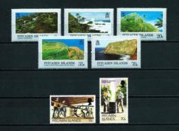 Islas Pitcairn (Británicas)  Nº Yvert  194/8-205/6  En Nuevo - Sellos