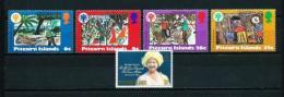 Islas Pitcairn (Británicas)  Nº Yvert  185/6-189  En Nuevo - Sellos