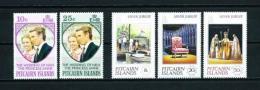 Islas Pitcairn (Británicas)  Nº Yvert  133/4-158/60  En Nuevo - Sellos