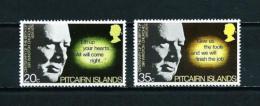 Islas Pitcairn (Británicas)  Nº Yvert  142/3  En Nuevo - Sellos