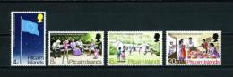 Islas Pitcairn (Británicas)  Nº Yvert  122/5  En Nuevo - Sellos