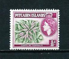 Islas Pitcairn (Británicas)  Nº Yvert  50 (filigrana CA)  En Nuevo - Sellos