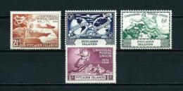 Islas Pitcairn (Británicas)  Nº Yvert  13/16  En Nuevo - Sellos