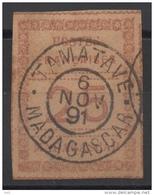 MADAGASCAR - YT N° 11 - Cote: 26,00 € - Oblitérés