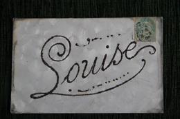 LOUISE - Strass - Cumpleaños