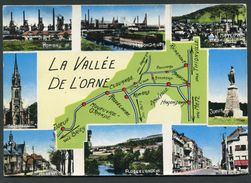 VALLEE DE L'ORNE - MULTIVUES - ROSSELANGE - AMNEVILLE - ROMBAS - HAGONDAGE - MOYEUVRE - France
