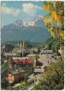 Berchtesgaden Mit Watzmann, Germany, 1967 Used Postcard [20595] - Berchtesgaden