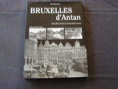BRUXELLES D' ANTAN à Travers La Carte Postale Ancienne Régionalisme Schaerbeek Etterbeek Jette Senne Métiers Marché - Belgique