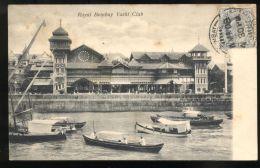 B3684 INDIA -BOMBAY - ROYAL BOMBAY YACHT CLUB - India