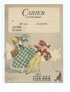 LION NOIR Cahier 16p + Couverture Comme Neuf TB 5 Scans Bien 185 X 135 - Produits Ménagers