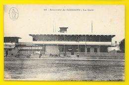 DJIBOUTI La Gare (Vorperian) - Gibuti