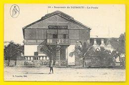 DJIBOUTI La Poste (Vorperian) - Gibuti