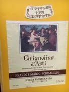 5307 -  Grignolino D'Asti1988 Italie - Art