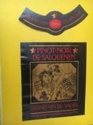 5309 -  Pinot Noir De Salquenen 1986 Suisse - Art