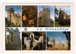 CP 10*15-A2823-PLEDELIAC CHATEAU DE LA HUNAUDAYE MULTIVUES - France