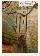 CP 10*15-A2824-PLEDELIAC CHATEAU DE LA HUNAUDAYE  LE PONT LEVIS ET LA PORTE D ENTREE - France