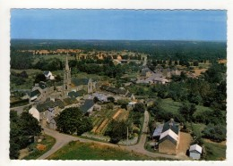 CP 10*15-J1275-LANDEBIA VUE AERIENNE - France