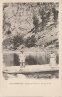 15 - CHAUDESAIGUES - Gorges De La Truyère- Passage Du Bac - TBE - Other Municipalities