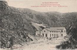 15 - CHAUDESAIGUES - Usine Hydro-électrique Du Bès (impeccable) - Other Municipalities