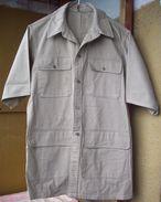 British Army Khaki Cotton Drill Tunic - Uniformes