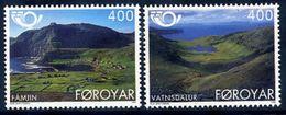 FAROE ISLANDS 1995 Nordic Countries: Tourism  MNH / **.  Michel 276-77 - Féroé (Iles)