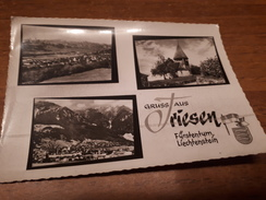 Postcard - Liechtenstein, Triesen    (V 32194) - Liechtenstein