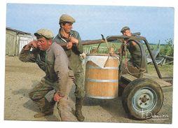 Lait Partant Pour La Fromagerie (buron) - Paysans
