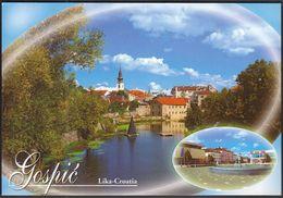 Croatia Gospic 2016 / Lika / Church - Croazia