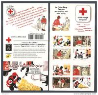 2016 Carnet Adhésif - BC 1270 Croix Rouge -Unité - Humanité - NEUF - LUXE ** NON Plié - Carnets