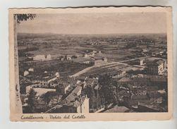 CPSM CASTELLAMONTE (Italie-Piémonte) - Veduta Del Castello - Other Cities