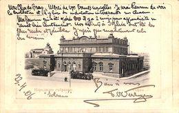 Bulgaria Sofia Народното сѣбрание София Assemblée Nationale (précurseur, 1906) - Bulgarie