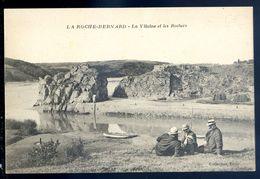 Cpa  Du 56 La Roche Bernard -- La Vilaine Et Les Rochers   SEP17-41 - La Roche-Bernard