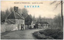 60 BALAGNY-sur-THERAIN - Quartier De La Folie     (Recto/Verso) - France