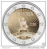"""Pèce Commémoratives 2 Euros  Irlande 2016 UNC """" Anniversaire De La Proclamation De La République """" - Irland"""