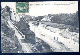 Cpa  Du 56 La Roche Bernard - Vue Panoramique  Du Port   SEP17-41 - La Roche-Bernard