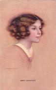 Charles Warde Traver, Sweet Seventeen, Portrait De Jeune Fille (1218) - Illustrateurs & Photographes